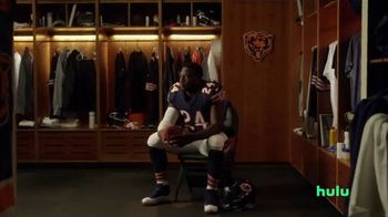 Hulu With TV Spot, 'Game Changer' Featuring Jordan Howard - Thumbnail 1