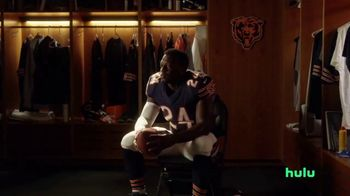 Hulu With TV Spot, 'Game Changer' Featuring Jordan Howard - Thumbnail 2