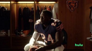 Hulu With TV Spot, 'Game Changer' Featuring Jordan Howard - Thumbnail 3