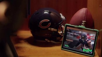 Hulu With TV Spot, 'Game Changer' Featuring Jordan Howard - Thumbnail 4