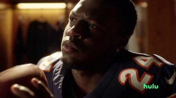 Hulu With TV Spot, 'Game Changer' Featuring Jordan Howard
