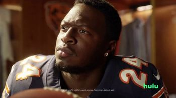 Hulu With TV Spot, 'Game Changer' Featuring Jordan Howard - Thumbnail 7
