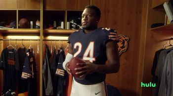 Hulu With TV Spot, 'Game Changer' Featuring Jordan Howard - Thumbnail 8