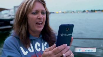 U.S. Cellular TV Spot, 'Travel Channel: Big Country' Featuring Andrew Zimmern - Thumbnail 9