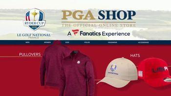 PGA Shop TV Spot, 'Ryder Cup' - Thumbnail 7