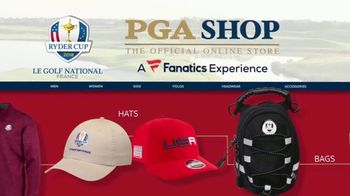 PGA Shop TV Spot, 'Ryder Cup' - 2 commercial airings