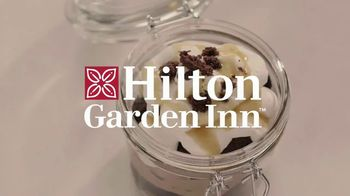 Hilton Garden Inn TV Spot, 'Chocolate Fudge Cake' - Thumbnail 9