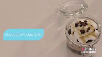 Hilton Garden Inn TV Spot, 'Chocolate Fudge Cake' - Thumbnail 3