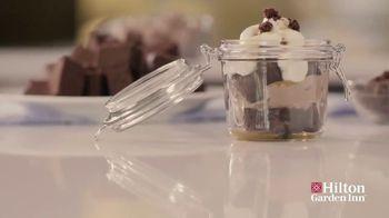 Hilton Garden Inn TV Spot, 'Chocolate Fudge Cake' - Thumbnail 7