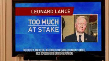 DCCC TV Spot, 'Leonard Lance: Planned Parenthood'
