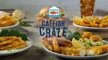 Captain D's Catfish Craze TV Spot, 'Catfish Craze at Captain D's!'