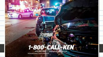 Kenneth S. Nugent: Attorneys at Law TV Spot, 'Car Wreck' - Thumbnail 1