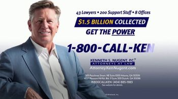 Kenneth S. Nugent: Attorneys at Law TV Spot, 'Car Wreck' - Thumbnail 10