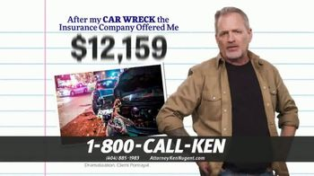 Kenneth S. Nugent: Attorneys at Law TV Spot, 'Car Wreck' - Thumbnail 2