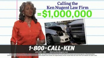 Kenneth S. Nugent: Attorneys at Law TV Spot, 'Car Wreck' - Thumbnail 5