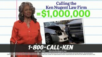 Kenneth S. Nugent: Attorneys at Law TV Spot, 'Car Wreck' - Thumbnail 6