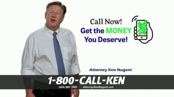 Kenneth S. Nugent: Attorneys at Law TV Spot, 'Car Wreck' - Thumbnail 8