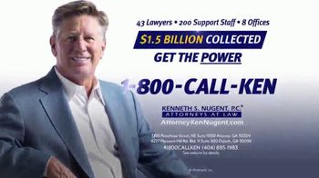 Kenneth S. Nugent: Attorneys at Law TV Spot, 'Car Wreck' - Thumbnail 9