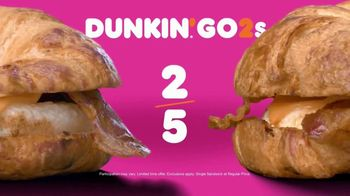 Dunkin' Donuts GO2s TV Spot, 'Another One' - Thumbnail 7