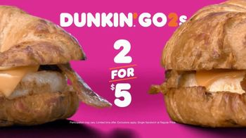 Dunkin' Donuts GO2s TV Spot, 'Another One' - Thumbnail 8