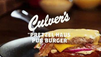 Culver's Pretzel Haus Pub Burger TV Spot, 'Perfect' - Thumbnail 2