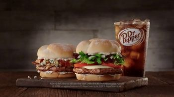 Jack in the Box All-American Ribeye Burger TV Spot, 'America' - Thumbnail 9