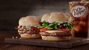 Jack in the Box All-American Ribeye Burger TV Spot, 'America' - Thumbnail 7