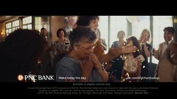 PNC Bank High Yield Savings Account TV Spot, 'Peace of Mind' - Thumbnail 10