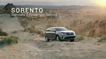 2019 Kia Sorento TV Spot, 'We Put the U in SUV' [T2]