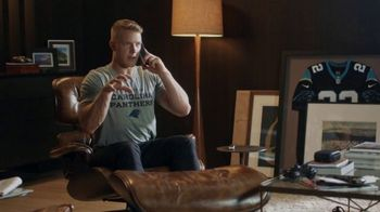 NFL TV Spot, 'McCaffrey's Smoove Advice' Featuring Christian McCaffrey, J. B. Smoove - Thumbnail 5