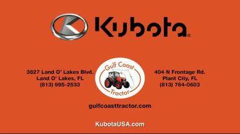 Kubota Z700 TV Spot, 'Professional Results' - Thumbnail 7