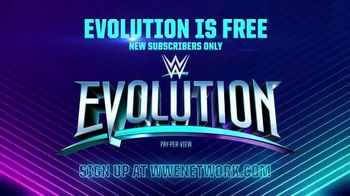 WWE Network TV Spot, '2018 Evolution' Song by Little Mix - Thumbnail 9