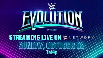 WWE Network TV Spot, '2018 Evolution' Song by Little Mix - Thumbnail 8