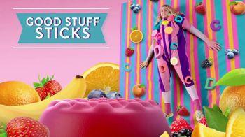 VitaFusion TV Spot, 'The Good Stuff Sticks' - Thumbnail 3
