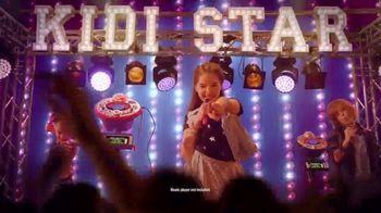 Kidi Star TV Spot, 'Live Like a Real Pop Star'