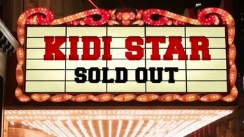 Kidi Star TV Spot, 'Live Like a Real Pop Star' - Thumbnail 2