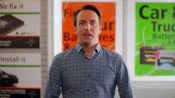 Batteries Plus TV Spot, 'I'd Like You to Do It: Save $20' - Thumbnail 1