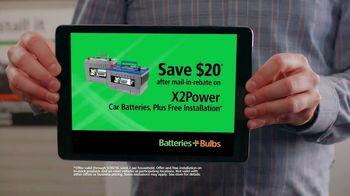 Batteries Plus TV Spot, 'I'd Like You to Do It: Save $20' - Thumbnail 5