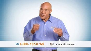 InventHelp TV Spot, 'Call My Friends' Featuring George Foreman