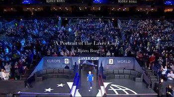 Rolex TV Spot, 'A Portrait of the Laver Cup' Featuring Bjorn Borg, Roger Federer - Thumbnail 2