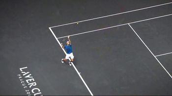 Rolex TV Spot, 'A Portrait of the Laver Cup' Featuring Bjorn Borg, Roger Federer - Thumbnail 3
