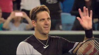 Rolex TV Spot, 'A Portrait of the Laver Cup' Featuring Bjorn Borg, Roger Federer - Thumbnail 7