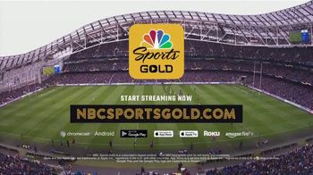 NBC Sports Gold Rugby Pass TV Spot, 'Even More International Rugby' - Thumbnail 7