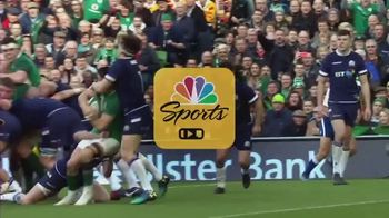 NBC Sports Gold Rugby Pass TV Spot, 'Even More International Rugby' - Thumbnail 2