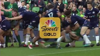 NBC Sports Gold Rugby Pass TV Spot, 'Even More International Rugby' - Thumbnail 3