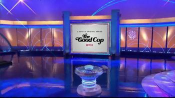 Netflix TV Spot, 'Wheel of Fortune: The Good Cop' - Thumbnail 2