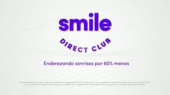 Smile Direct Club TV Spot, 'Sonrientes satisfechos' [Spanish] - Thumbnail 9