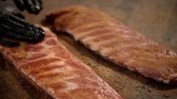 Dickey's BBQ All You Can Eat Ribs TV Spot, 'Satisfies Your Craving' - Thumbnail 1
