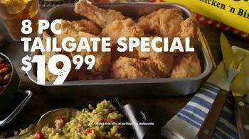 Bojangles' 8-Pc. Tailgate Special TV Spot, 'Tailgating' - Thumbnail 10