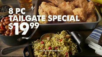 Bojangles' 8-Pc. Tailgate Special TV Spot, 'Tailgating' - Thumbnail 9